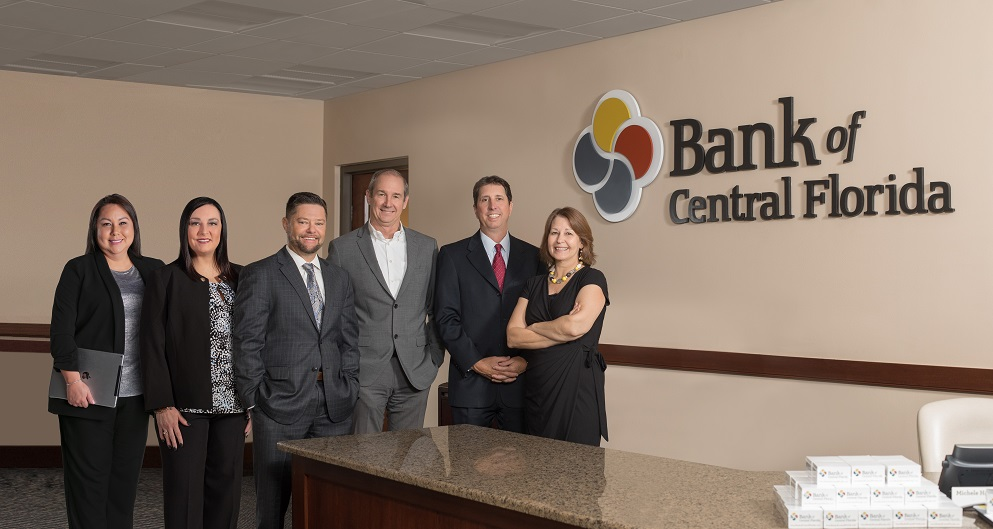 Bank of Central Florida is excited about the expansion of our services to downtown Winter Haven.